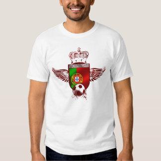 Euro 2012 - Portugal Futebol Campeonato Europeu T Shirts