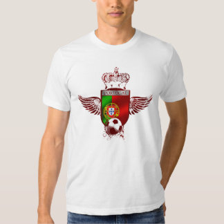 Euro 2012 - Portugal Futebol Campeonato Europeu Tshirt