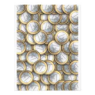 Euro Coins Flyer