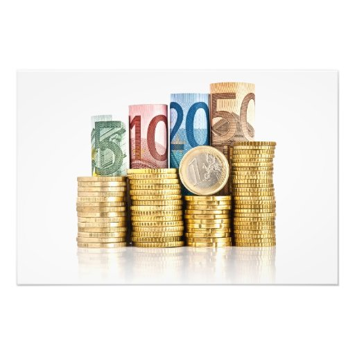 euro currency photograph