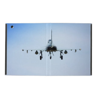 Euro Fighter heat iPad Folio Case