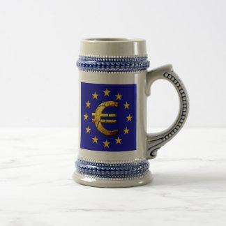 Euro Flag Mug