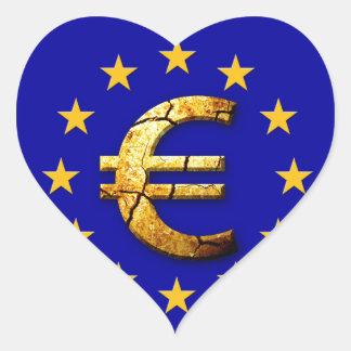 Euro Flag Sticker