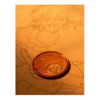 Euro Postcard