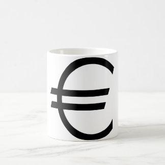 Euro Sign Mug