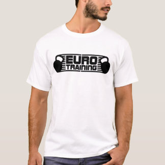 """EURO TRAINING"" Fitness Tee"