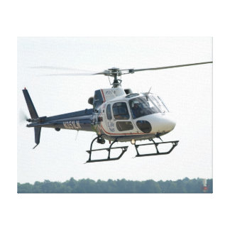 Eurocopter AS 350B2 Ecureuil Gallery Wrap Canvas