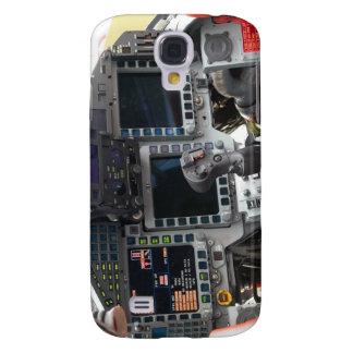 Eurofighter Aircraft Cockpit Galaxy S4 Case