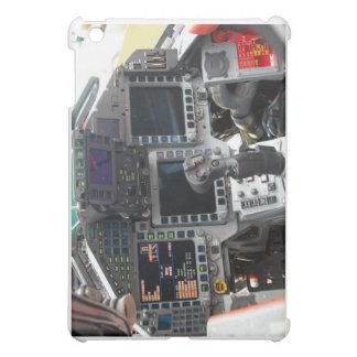 Eurofighter Aircraft Cockpit iPad Mini Cover