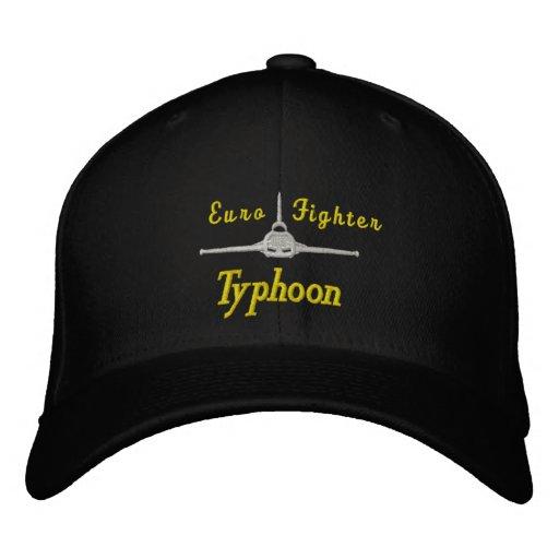 Eurofighter Golf Hat Embroidered Baseball Cap