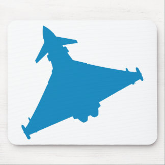 Eurofighter Typhoon Fighter Jet Mouse Mat