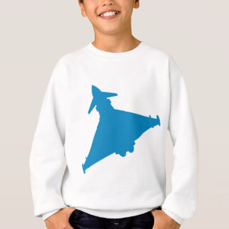 Eurofighter Typhoon Fighter Jet Sweatshirt