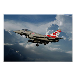 EuroFighter Typhoon Poster