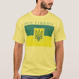 Euromaidan - Pray for Ukraine Freedom T-Shirt