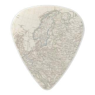 Europa Acetal Guitar Pick