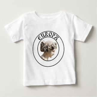 Europa: Be Proud to Show your Euro Roots! Baby T-Shirt