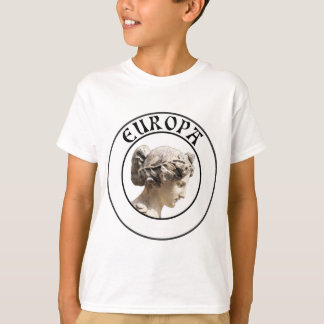 Europa: Be Proud to Show your Euro Roots! T-Shirt