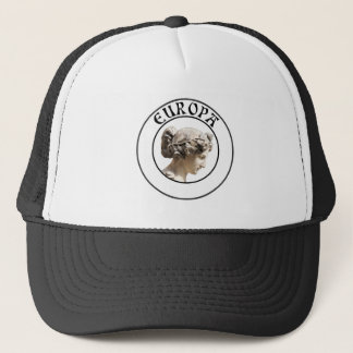 Europa: Be Proud to Show your Euro Roots! Trucker Hat