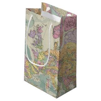 Europa - Geologic Map of Europe Small Gift Bag