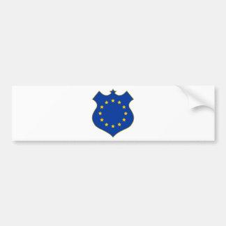 Europa-shield.png Bumper Sticker