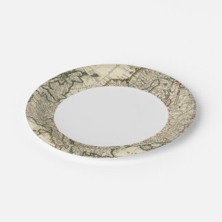 Europe 11 7 inch paper plate