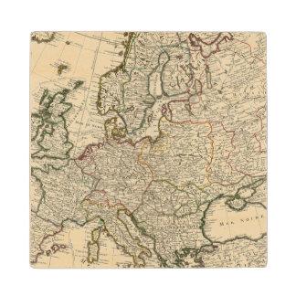 Europe 11 wood coaster