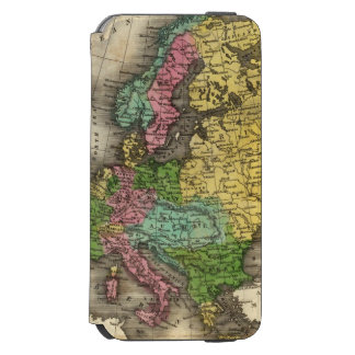 Europe 12 incipio watson™ iPhone 6 wallet case