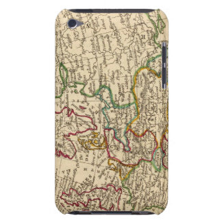 Europe 13 barely there iPod case