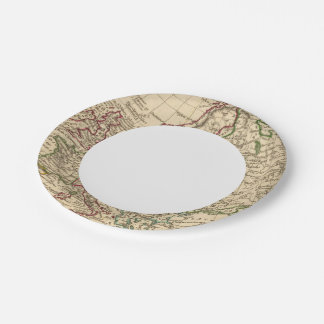 Europe 13 paper plate