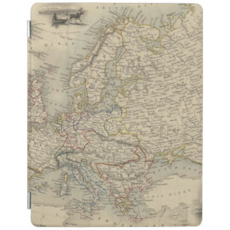 Europe 15 iPad cover