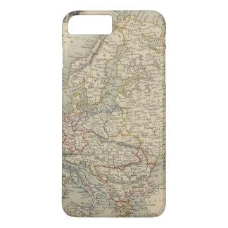 Europe 15 iPhone 8 plus/7 plus case