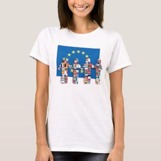 europe-175x150-25-member-states T-Shirt