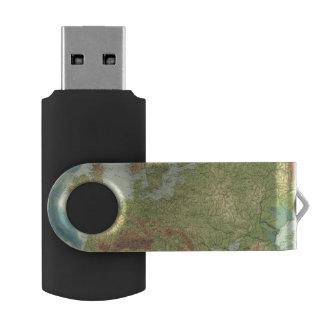 Europe 18 2 USB flash drive