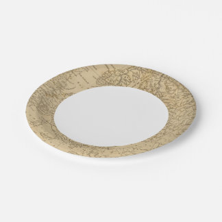 Europe 18 7 inch paper plate