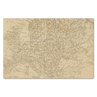 Europe 18 tissue paper