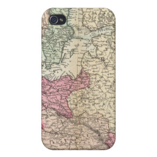 Europe 19 case for iPhone 4
