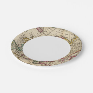 Europe 20 paper plate