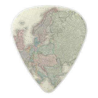 Europe 21 acetal guitar pick