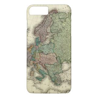 Europe 21 iPhone 7 plus case
