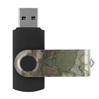 Europe 21 USB flash drive