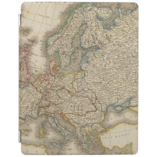 Europe 22 2 iPad cover