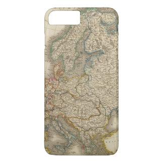 Europe 22 2 iPhone 8 plus/7 plus case