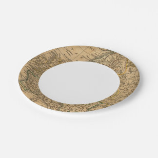 Europe 22 7 inch paper plate