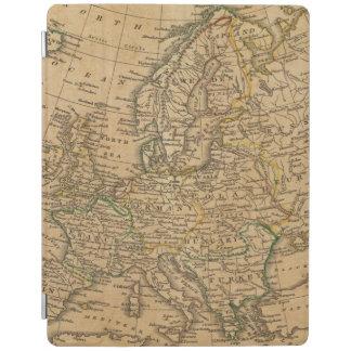 Europe 22 iPad cover