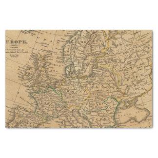 Europe 22 tissue paper