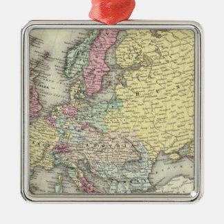 Europe 24 christmas ornament