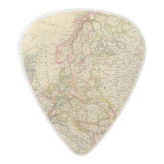 Europe 27 acetal guitar pick