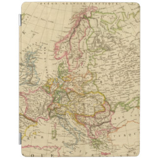 Europe 27 iPad cover