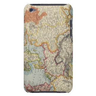 Europe 28 iPod touch cover