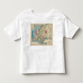 Europe 28 t-shirts